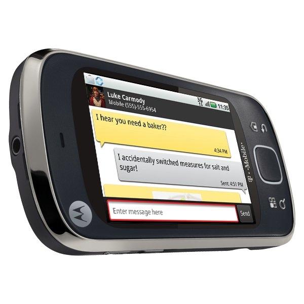 Wholesale Motorola Cliq Dext 4g Gsm Unlocked, Factory