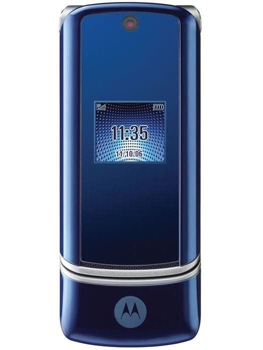 wholesale motorola krzr k1 blue gsm unlocked cell phones factory rh todayscloseout com