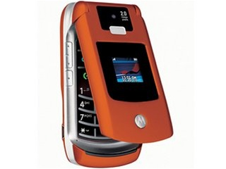motorola razr v3x 3g orange gsm unlocked factory refurbished rh todayscloseout com Motorola RAZR Blue Motorola RAZR Cell Phones