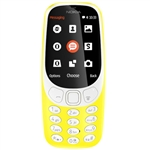 WholeSale Nokia 331 Yellow China Nokia Series 30+ Mobile Phone