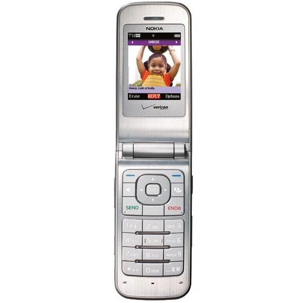 wholesale cell phones wholesale verizon phones nokia 6205 blue rh todayscloseout com Nokia 6230 Verizon Nokia 6205