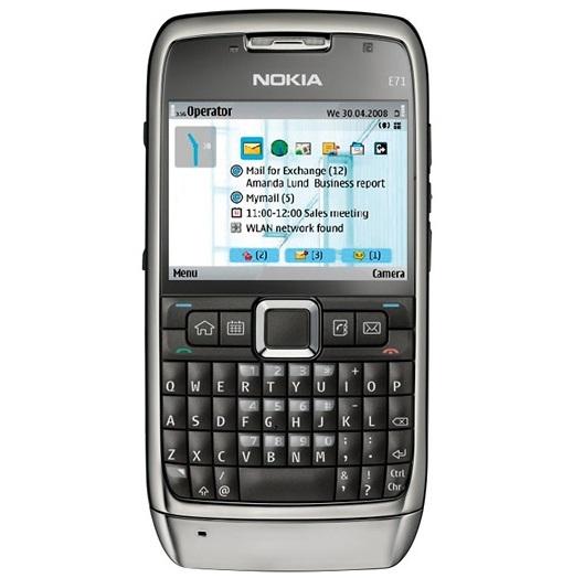 wholesale cell phones wholesale mobile phones new nokia e71 3g rh todayscloseout com Nokia E63 Nokia N95