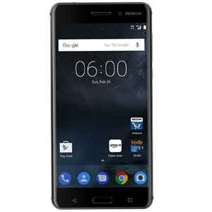 WholeSale Nokia 6 32GB Black, Android 7.1.1 (Nougat) Mobile Phone