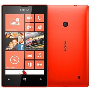 WholeSale Nokia N525 Lumia Black, Red, 1GHz dual-core, Qualcomm Snapdragon S4 Plus Mobile Phone