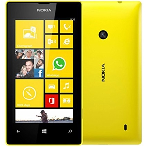 WholeSale Nokia N525 Lumia Yellow Windows 8.1 3G Mobile Phone