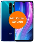 Wholesale BRAND NEW XIAOMI REDMI NOTE 8 PRO DEEP BLUE 64GB 4G LTE GSM Unlocked Cell Phones
