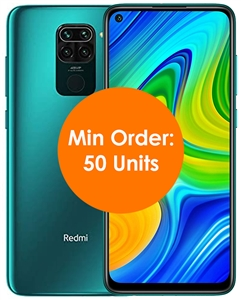 Wholesale BRAND NEW XIAOMI REDMI NOTE 9 64GB 4G LTE GSM Unlocked Cell Phones