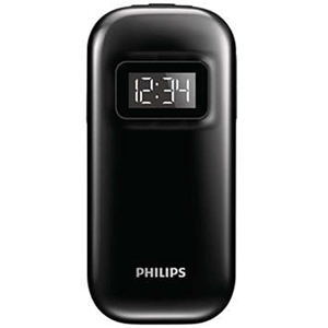Wholesale Philips E320 Dual SIM Cell Phone Black