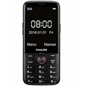 Wholesale Philips E330 2.8 inches Mobile Unicom 2G Black Cell Phone