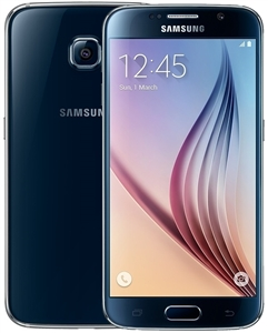 Wholesale A-Stock Samsung Galaxy S6 G920a Black Sapphire 4G LTE GSM Unlocked Cell Phones Factory Refurbished