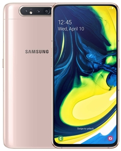 Wholesale Brand New SAMSUNG GALAXY A80 A805 ANGEL GOLD 4G UNLOCKED