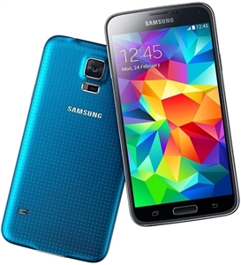 Wholesale Samsung Galaxy S5 G900T BLUE 4G LTE Cell Phones RB