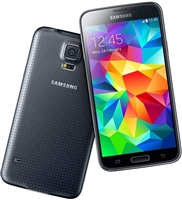 Samsung Galaxy S5 G900V Black 4G LTE Verizon PagePlus Unlocked Cell Phones Factory Refurbished