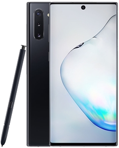 Wholesale BRAND NEW SAMSUNG GALAXY NOTE 10 AURA BLACK 4G LTE Unlocked Cell Phones
