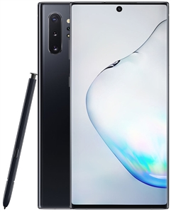 Wholesale BRAND NEW SAMSUNG GALAXY NOTE 10+ AURA BLACK 4G LTE Unlocked Cell Phones