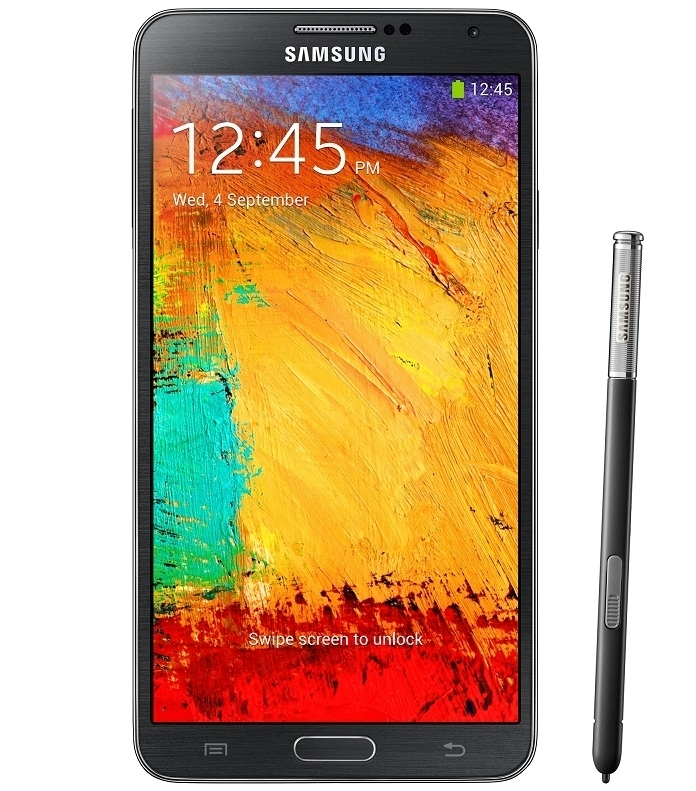 Samsung Galaxy Note III N9000A 4G Black Factory
