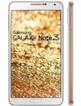 Wholesale Samsung Galaxy Note III N900a 4g Lte White-Gold At&T Rb