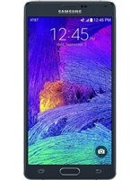 Samsung Galaxy Note 4 N910A 4G LTE Black GSM Unlocked Cell Phones