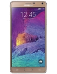 Samsung Galaxy Note 4 N910T 4G LTE GOLD GSM Unlocked Cell Phones RB