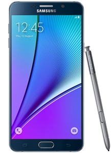Samsung Galaxy Note 5 N920A 4G LTE Black GSM Unlocked Cell Phones