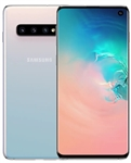 Wholesale FACTORY REFURBISHED SAMSUNG GALAXY S10 G973 PRISM WHITE 128GB 4G LTE GSM UNLOCKED Cell Phones
