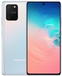 Wholesale New SAMSUNG GALAXY S10 LITE PRISM CRUSH WHITE 128GB 4G LTE Unlocked Cell Phones