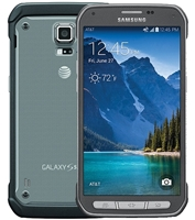 Samsung Galaxy S5 Active G870 Titanium Grey 4G LTE Cell Phones RB
