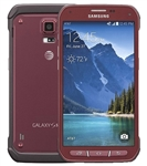Samsung Galaxy S5 Active G870 RUBY RED 4G LTE Cell Phones RB