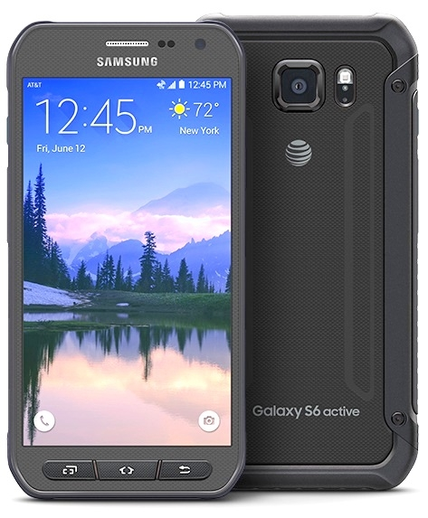 wholesale samsung galaxy s6 active g890a grey 4g lte gsm unlocked rugged cell phones factory. Black Bedroom Furniture Sets. Home Design Ideas