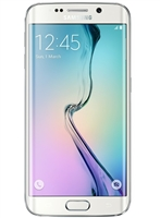 Wholesale New Samsung Galaxy S6 EDGE G925a WHITE PEARL 4G LTE Unlocked Cell Phones Factory Refurbished