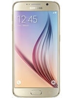 Wholesale New Samsung Galaxy S6 G920a GOLD 4G LTE GSM Unlocked Cell Phones Factory Refurbished