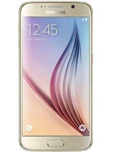 Wholesale SAMSUNG GALAXY S6 G920T 128GB GOLD 4G LTE GSM Unlocked Cell Phones Factory Refurbished