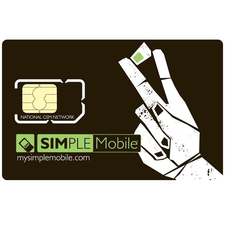 simple mobile sim card near me