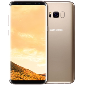 WholeSale Samsung G9500 64GB Galaxy S8 Gold, Android 7.0 (Nougat) Mobile Phone