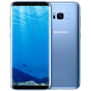 WholeSale Samsung G9550 64GB Galaxy S8 Plus Blue, Factory Unlocked Mobile Phone