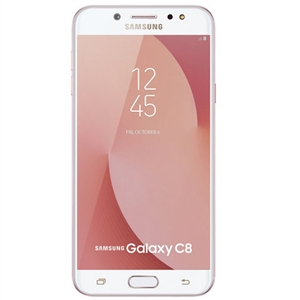 Wholesale Samsung Galaxy C8 Dual-SIM SM-C7100 Pink Cell Phone