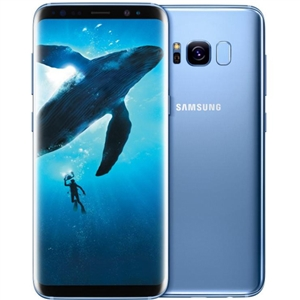 "Wholesale Samsung Galaxy S8+ SM-G955F (FACTORY UNLOCKED) 6.2"" 64GB Blue"