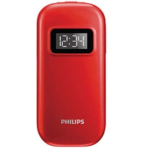 Wholesale Philips E321 2.4 inches 64MB Black Cell Phone