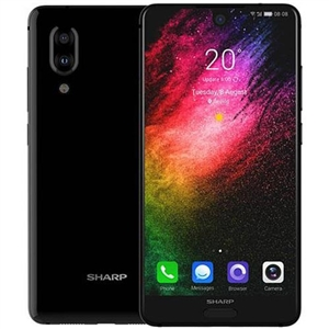 WholeSale Sharp Aquos S2 4+64GB Black, Android 7.1.1 (Nougat) Mobile Phone