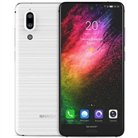 WholeSale Sharp Aquos S2 4+64GB White, Octa Core, Android Mobile Phone