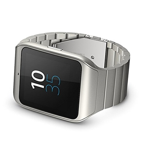 Wholesale Sony SWR50 Smart watch 3 silver metal