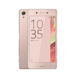 Wholesale Sony Xperia X Dual F5122 pink heart Cell Phone