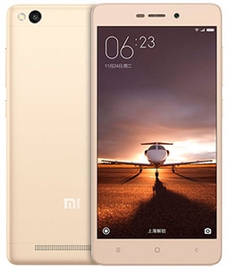 Xiaomi RedMi 3 16GB Gold 4G LTE Unlocked Cell Phones Factory Refurbished
