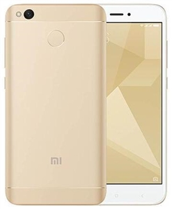 Xiaomi RedMi 4X 16GB White/Gold 4G LTE Unlocked Cell Phones Factory Refurbished