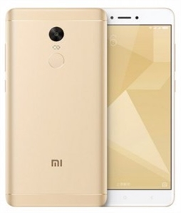 Xiaomi RedMi Note 4X 32GB White/Gold 4G LTE Unlocked Cell Phones Factory Refurbished