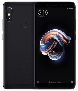 Wholesale Brand New XIAOMI REDMI NOTE 5 BLACK 64GB 4G LTE Unlocked Cell Phones