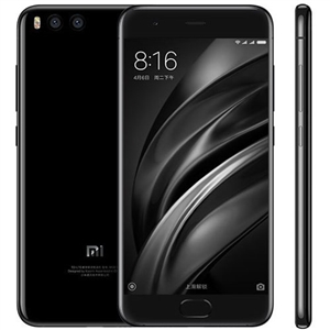 WholeSale Xiaomi Mi 6 64GB Jet Black, Qualcomm Snapdragon 835 Mobile Phone