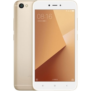 Wholesale Xiaomi Redmi Note 5A 16GB-2GB RAM+16GB ROM-Gold Cell Phone